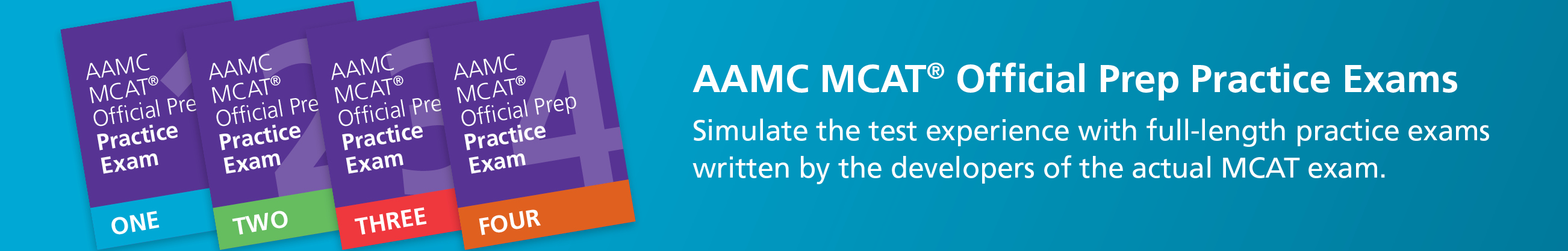 MCAT® Full Length Exams