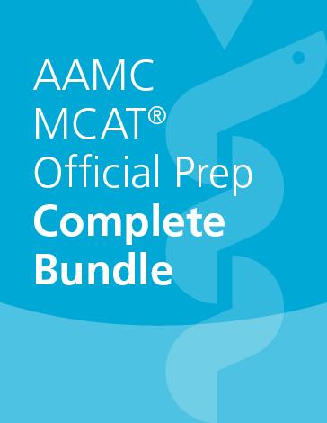 MCAT Official Prep Complete Bundle