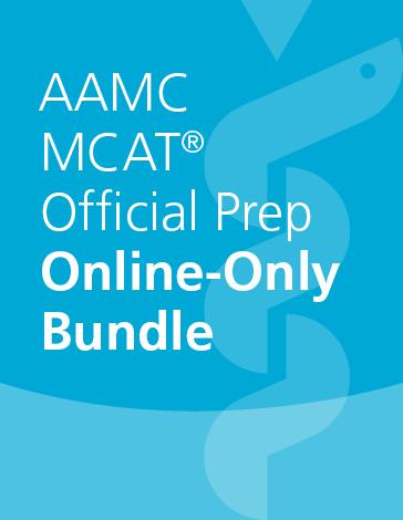 MCAT Official Prep Online-Only Bundle