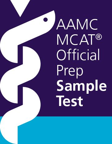 FREE AAMC MCAT Official Prep Sample Test