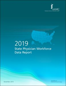 2019 State Physician Workforce Data Report