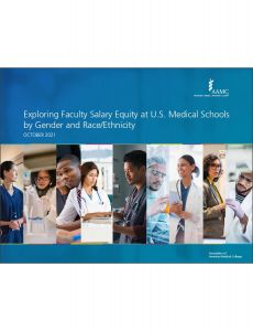 Exploring Faculty Salary Equity at U.S. Medical Schools by Gender and Race/Ethnicity