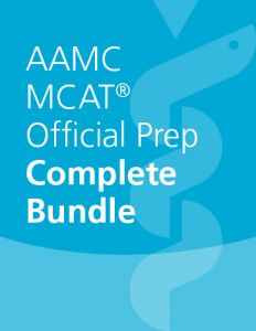 AAMC MCAT Official Prep Complete Bundle