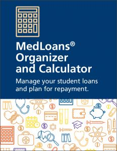 MedLoans Organizer and Calculator (MLOC)