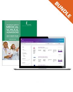 Medical School Admission Requirements™ (MSAR®) Premium Package (Online + Print Book) | 1-Year Subscription