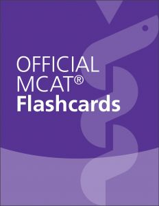 Official MCAT Flashcards