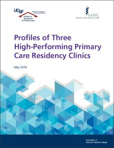 Profiles of Three High-Performing Primary Care Residency Clinics