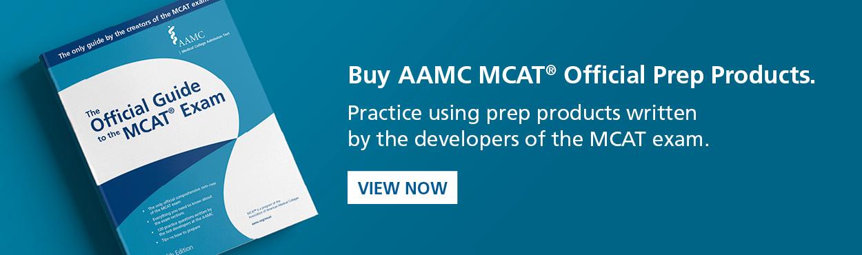 MCAT Official Prep